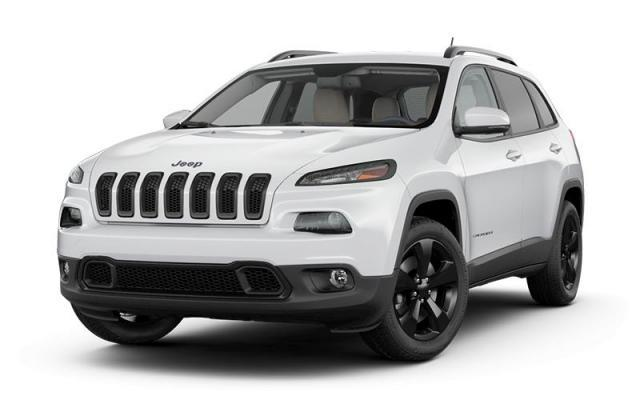 2018 Jeep Cherokee High Altitude 4X4 SUV