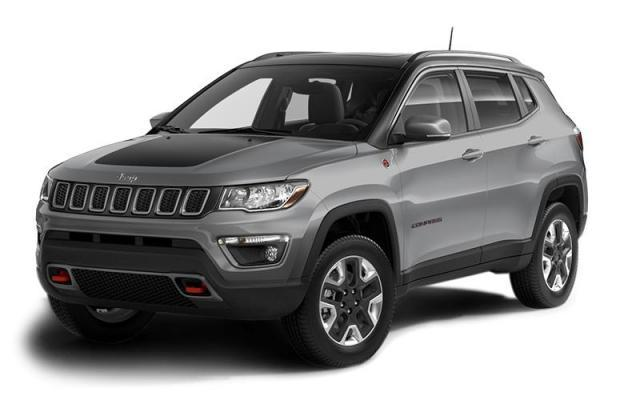 New 2018 Jeep Compass Trailhawk SUV for sale in Windsor, Ontario