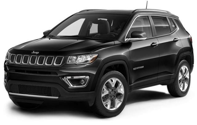 2018 Jeep Compass Limited SUV 3C4NJDCB7JT111477