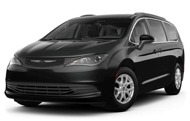 2018 Chrysler Pacifica Touring Van