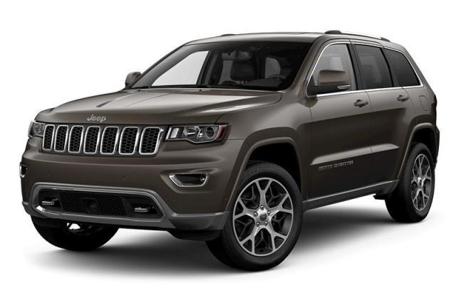 2018 Jeep Grand Cherokee Sterling Edition SUV