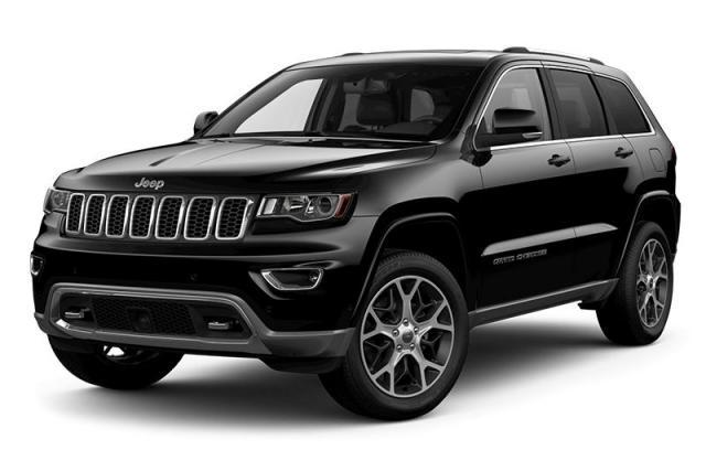 New 2018 Jeep Grand Cherokee Sterling Edition SUV for sale in London, Ontario