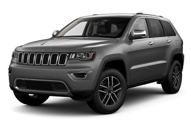 New 2018 Jeep Grand Cherokee Limited SUV for Sale in Edson