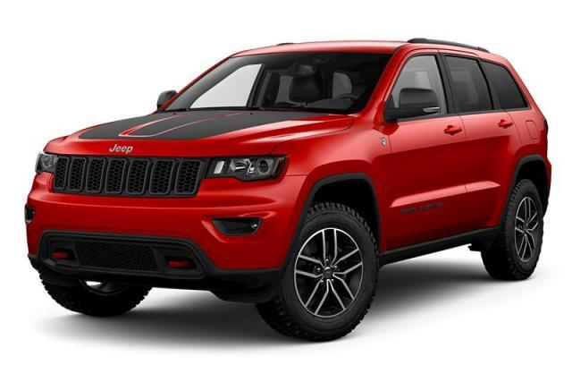 2018 Jeep Grand Cherokee Trailhawk VUS