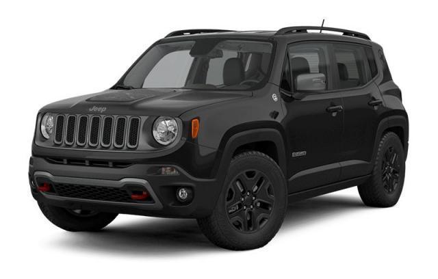2017 Jeep Renegade Deserthawk SUV