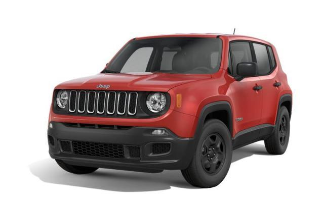 2017 Jeep Renegade Sport VUS