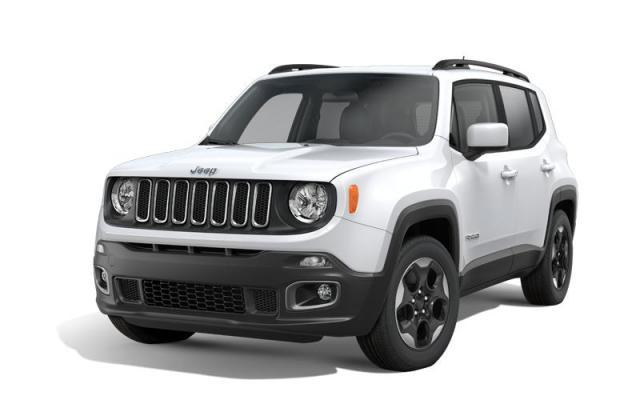 2017 Jeep Renegade North SUV