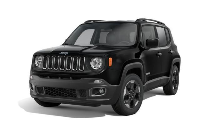 2017 Jeep Renegade North VUS