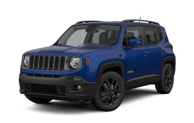 2017 Jeep Renegade Altitude SUV
