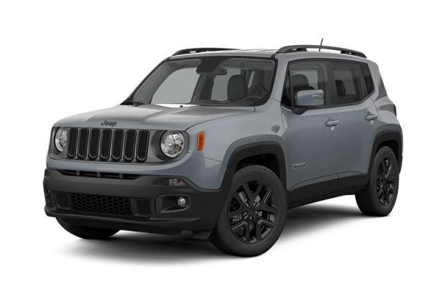 2017 Jeep Renegade Altitude SUV