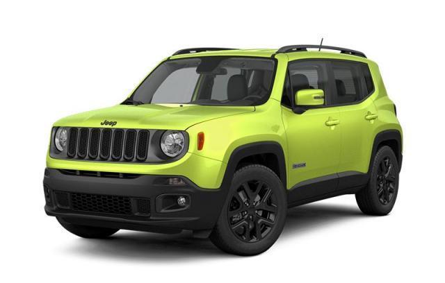 2017 Jeep Renegade Altitude SUV ZACCJBBB0HPG61067