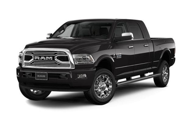 2017 Ram 3500 Laramie Limited Truck Mega Cab