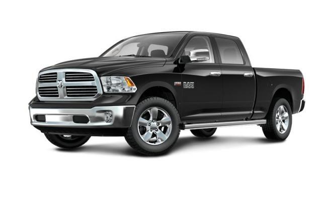 2017 Ram 1500 Big Horn Camion cabine Crew