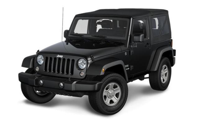 2017 Jeep Wrangler Sport SUV