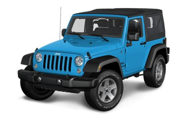 New 2017 Jeep Wrangler JK Sport S SUV For Sale/Lease Vancouver, BC