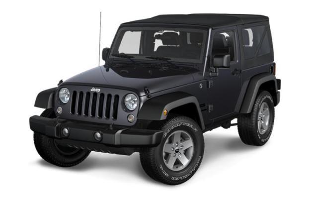 2017 Jeep Wrangler Sport S SUV