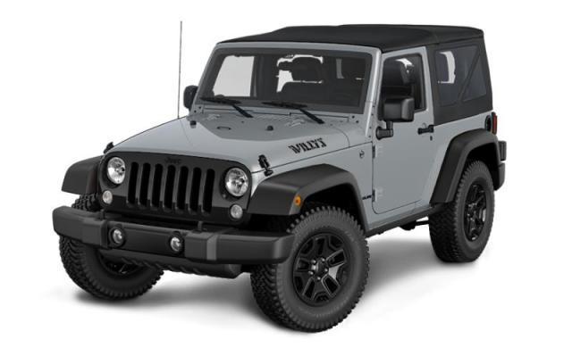 2017 Jeep Wrangler Willys Wheeler VUS