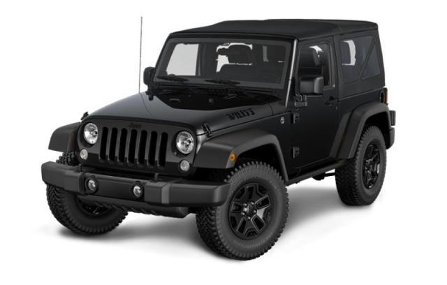 2017 Jeep Wrangler Willys Wheeler VUS