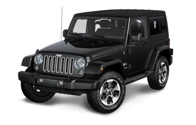 2017 Jeep Wrangler Sahara VUS