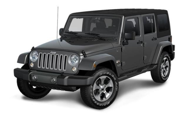 New 2017 Jeep Wrangler Unlimited Sahara SUV in Windsor, Ontario