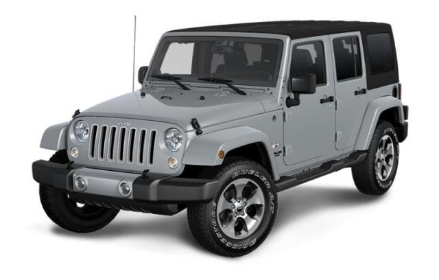 2017 Jeep Wrangler Unlimited Sahara VUS