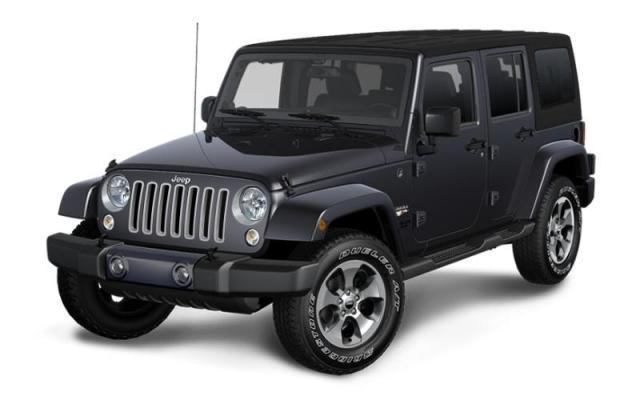2017 Jeep Wrangler Unlimited Winter Edition VUS