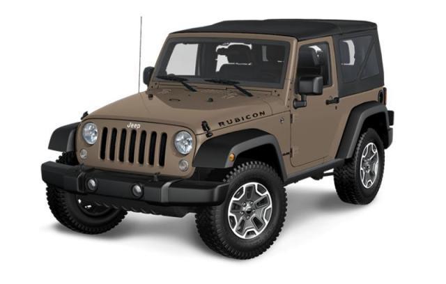 2017 Jeep Wrangler Rubicon VUS