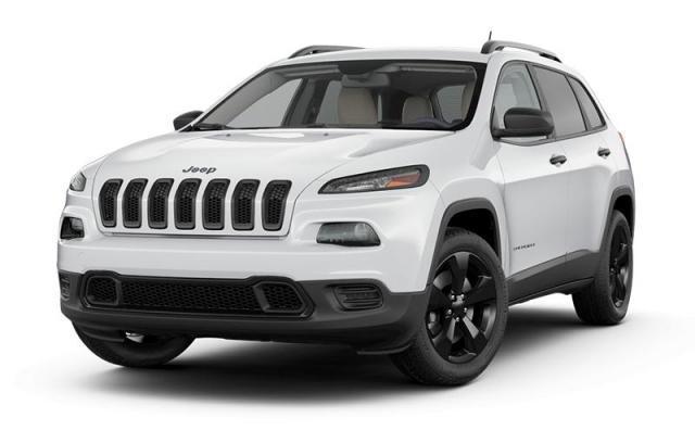 2017 Jeep Cherokee Sport Altitude VUS