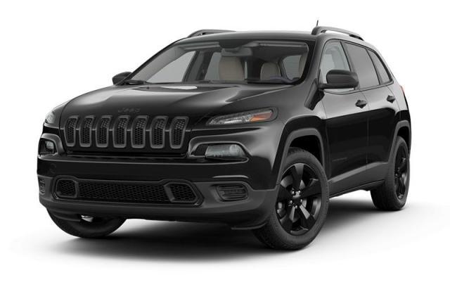 2017 Jeep Cherokee Sport Altitude SUV