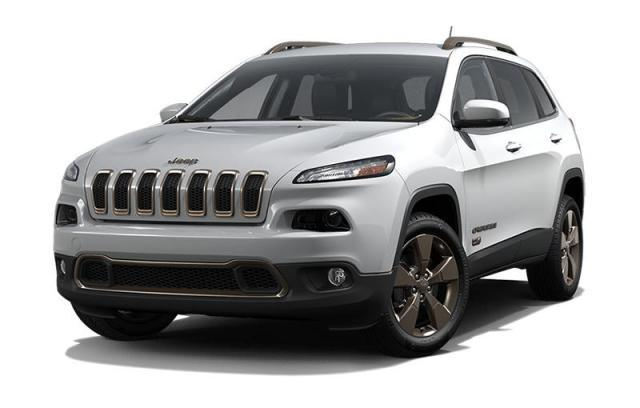 2017 Jeep Cherokee 75th Anniversary Edition SUV