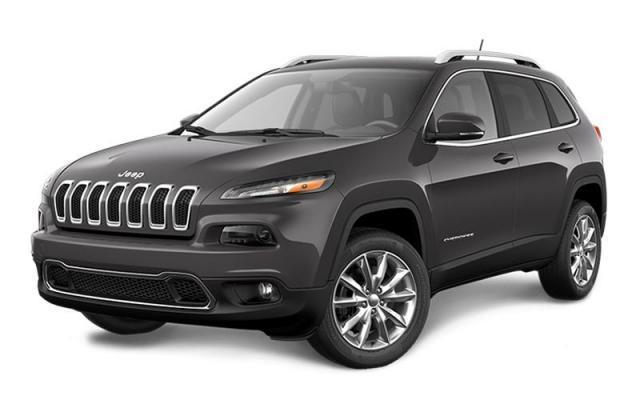 2017 Jeep Cherokee LIMITED 4WD SUV 1C4PJMDS2HD224700