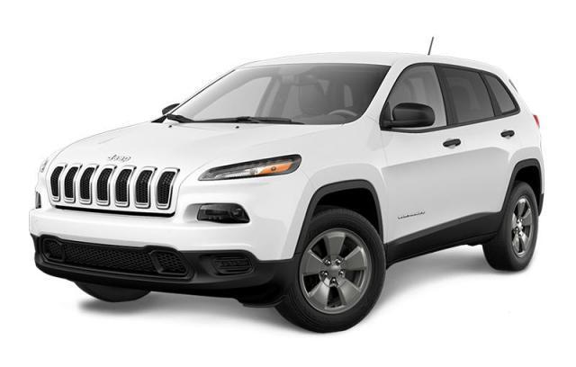 2017 Jeep Cherokee SPORT 4WD SUV 1C4PJLAB7HW536000