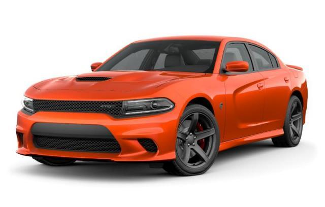 2017 Dodge Charger SRT Hellcat Berline