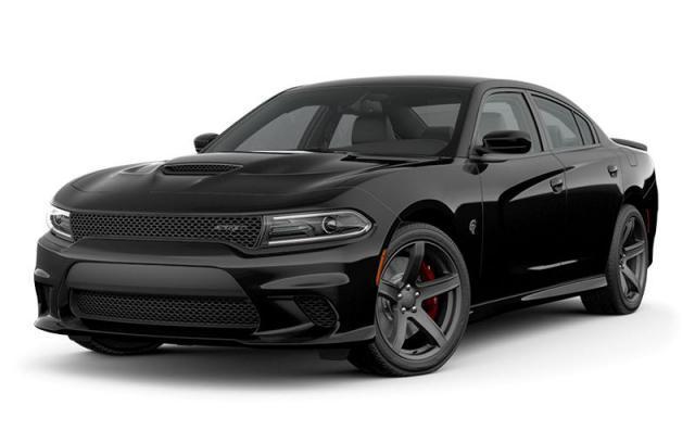 2017 Dodge Charger SRT Hellcat Sedan