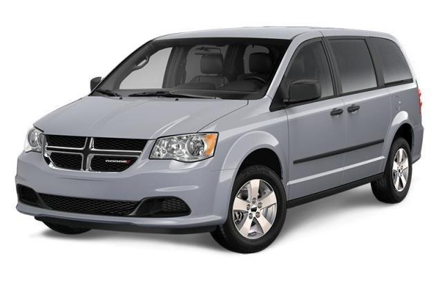2017 Dodge Grand Caravan SE Plus Van