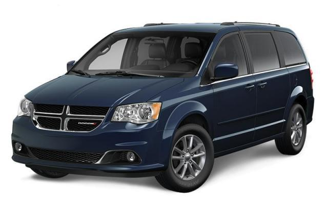2017 Dodge Grand Caravan SXT Premium Plus Van