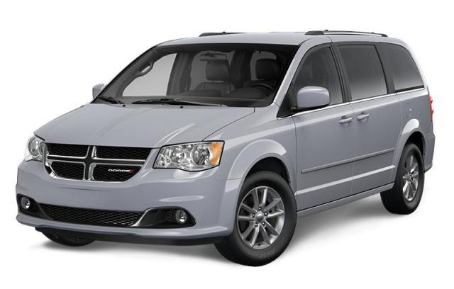 2017 Dodge Grand Caravan SXT Premium Plus Van