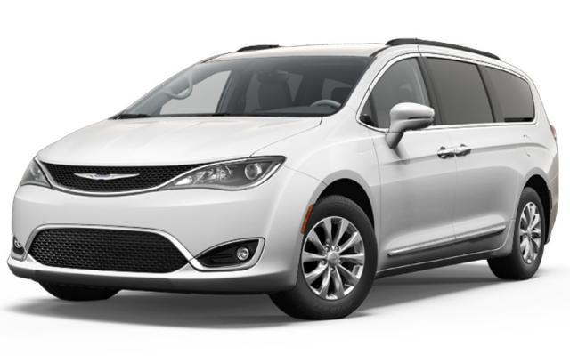New 2017 Chrysler Pacifica Touring-L Van for sale in Victoria BC at Wille Dodge Chrysler Ltd.