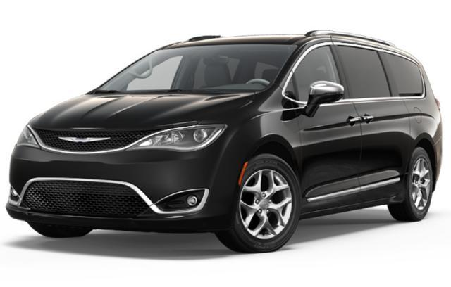 2017 Chrysler Pacifica Limited Van 2C4RC1GG8HR804071