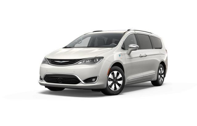 2017 Chrysler Pacifica Hybrid Platinum Van