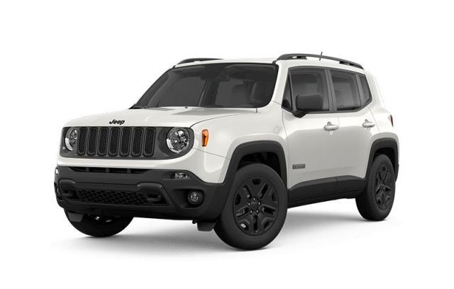 2018 Jeep Renegade Upland Edition SUV