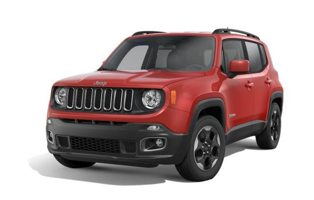 New 2018 Jeep Renegade North SUV ZACCJBBBXJPH95204 for sale in Windsor, Ontario