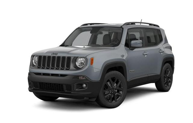 2018 Jeep Renegade ALTITUDE 4X4|HeatSeat/Wheel|Panoroof|BackUpCam SUV