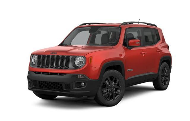 2018 Jeep Renegade Altitude VUS