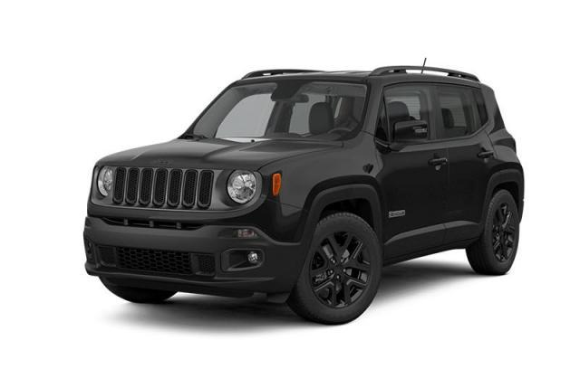 New 2018 Jeep Renegade Altitude SUV ZACCJBBB6JPH76777 for sale in Windsor, Ontario