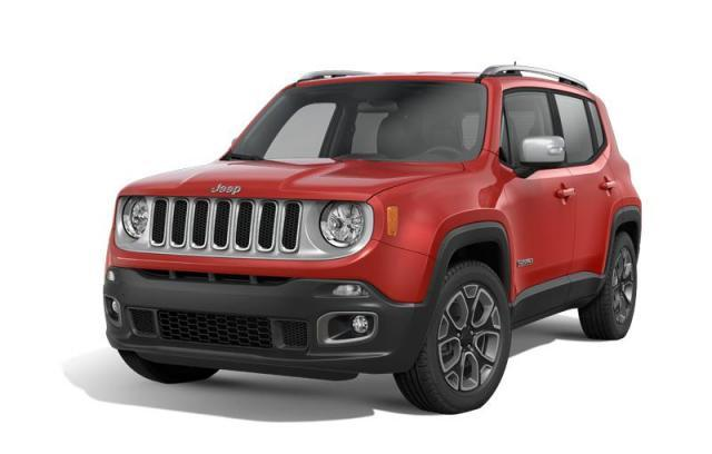 New 2018 Jeep Renegade Limited SUV in Embrun, ON