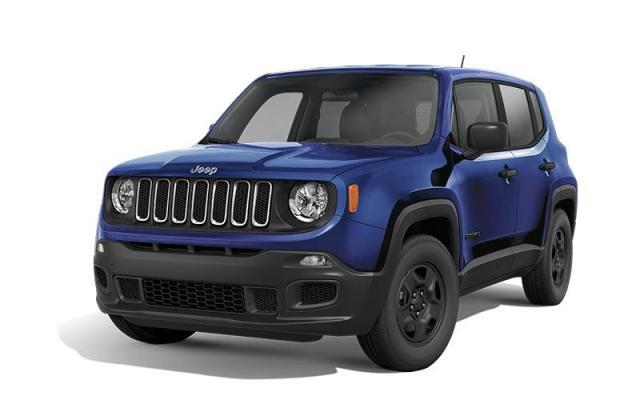 2018 Jeep Renegade Sport SUV 0% for 48 mths