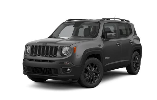 2018 Jeep Renegade Altitude FWD Cold Weather Group, Passive Entry, Remote Start