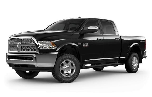 2018 Ram 3500 Harvest Edition CREW CAB PICKUP