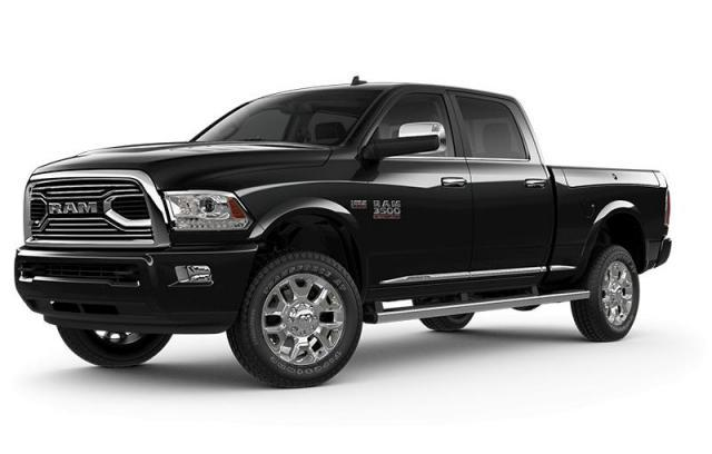 2018 Ram 3500 Limited Tungsten Edition Truck Crew Cab
